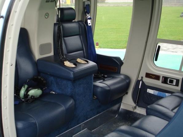Bell 407 hélicoptère